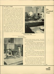 Page 17, 1934 Edition, Arsenal Technical High School - Arsenal Cannon Yearbook (Indianapolis, IN) online yearbook collection
