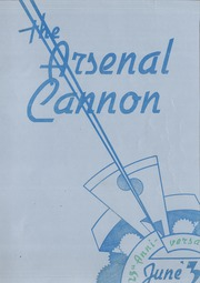 1937 Edition, Arsenal Technical High School - Arsenal Cannon Yearbook (Indianapolis, IN)