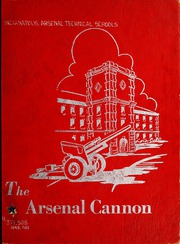Arsenal Technical High School - Arsenal Cannon Yearbook (Indianapolis, IN) online yearbook collection, 1948 Edition, Page 1