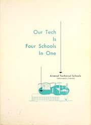 Page 5, 1955 Edition, Arsenal Technical High School - Arsenal Cannon Yearbook (Indianapolis, IN) online yearbook collection