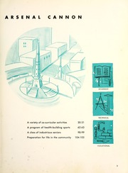 Page 7, 1955 Edition, Arsenal Technical High School - Arsenal Cannon Yearbook (Indianapolis, IN) online yearbook collection