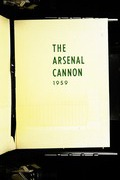 1959 Edition, Arsenal Technical High School - Arsenal Cannon Yearbook (Indianapolis, IN)