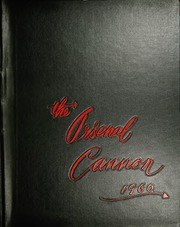1960 Edition, Arsenal Technical High School - Arsenal Cannon Yearbook (Indianapolis, IN)