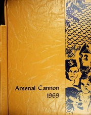 1969 Edition, Arsenal Technical High School - Arsenal Cannon Yearbook (Indianapolis, IN)