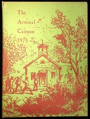 1975 Edition, Arsenal Technical High School - Arsenal Cannon Yearbook (Indianapolis, IN)