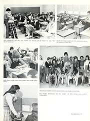 Page 25, 1976 Edition, Bishop Dwenger High School - Aureate Yearbook (Fort Wayne, IN) online yearbook collection