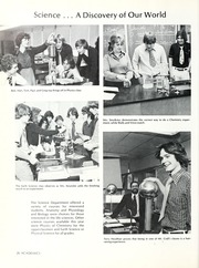 Page 30, 1976 Edition, Bishop Dwenger High School - Aureate Yearbook (Fort Wayne, IN) online yearbook collection