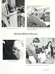 Page 35, 1976 Edition, Bishop Dwenger High School - Aureate Yearbook (Fort Wayne, IN) online yearbook collection