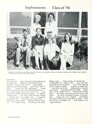 Page 68, 1976 Edition, Bishop Dwenger High School - Aureate Yearbook (Fort Wayne, IN) online yearbook collection