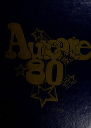 1980 Edition, Bishop Dwenger High School - Aureate Yearbook (Fort Wayne, IN)
