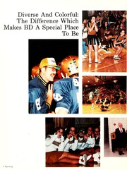 Page 10, 1981 Edition, Bishop Dwenger High School - Aureate Yearbook (Fort Wayne, IN) online yearbook collection