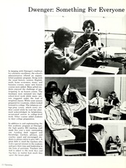 Page 16, 1981 Edition, Bishop Dwenger High School - Aureate Yearbook (Fort Wayne, IN) online yearbook collection