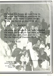 Page 5, 1981 Edition, Bishop Dwenger High School - Aureate Yearbook (Fort Wayne, IN) online yearbook collection