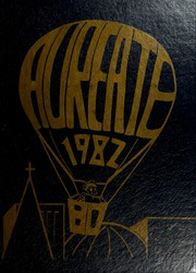 1982 Edition, Bishop Dwenger High School - Aureate Yearbook (Fort Wayne, IN)