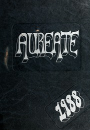 1988 Edition, Bishop Dwenger High School - Aureate Yearbook (Fort Wayne, IN)