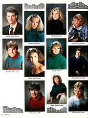 Page 16, 1988 Edition, Spring Lake High School - Avanti Yearbook (Spring Lake, MI) online yearbook collection