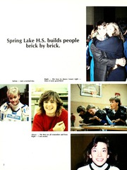 Page 6, 1988 Edition, Spring Lake High School - Avanti Yearbook (Spring Lake, MI) online yearbook collection