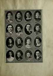 Page 11, 1911 Edition, Shortridge High School - Annual Yearbook (Indianapolis, IN) online yearbook collection