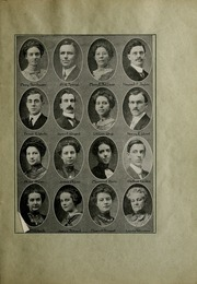 Page 13, 1911 Edition, Shortridge High School - Annual Yearbook (Indianapolis, IN) online yearbook collection