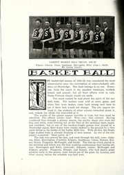 Page 58, 1921 Edition, Shortridge High School - Annual Yearbook (Indianapolis, IN) online yearbook collection