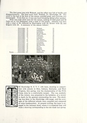 Page 59, 1921 Edition, Shortridge High School - Annual Yearbook (Indianapolis, IN) online yearbook collection