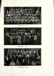 Page 63, 1921 Edition, Shortridge High School - Annual Yearbook (Indianapolis, IN) online yearbook collection