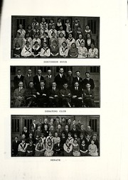 Page 67, 1921 Edition, Shortridge High School - Annual Yearbook (Indianapolis, IN) online yearbook collection