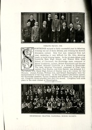 Page 68, 1921 Edition, Shortridge High School - Annual Yearbook (Indianapolis, IN) online yearbook collection