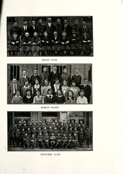 Page 69, 1921 Edition, Shortridge High School - Annual Yearbook (Indianapolis, IN) online yearbook collection
