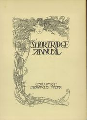 Page 7, 1931 Edition, Shortridge High School - Annual Yearbook (Indianapolis, IN) online yearbook collection