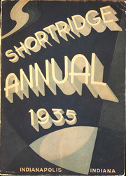 Page 1, 1935 Edition, Shortridge High School - Annual Yearbook (Indianapolis, IN) online yearbook collection