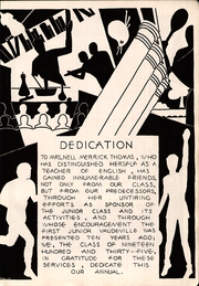 Page 11, 1935 Edition, Shortridge High School - Annual Yearbook (Indianapolis, IN) online yearbook collection