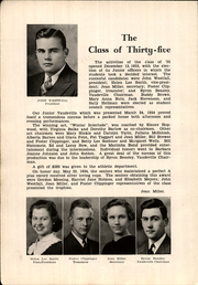 Page 14, 1935 Edition, Shortridge High School - Annual Yearbook (Indianapolis, IN) online yearbook collection