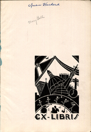 Page 5, 1935 Edition, Shortridge High School - Annual Yearbook (Indianapolis, IN) online yearbook collection