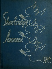 1944 Edition, Shortridge High School - Annual Yearbook (Indianapolis, IN)