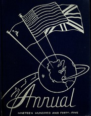1945 Edition, Shortridge High School - Annual Yearbook (Indianapolis, IN)