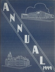 1949 Edition, Shortridge High School - Annual Yearbook (Indianapolis, IN)