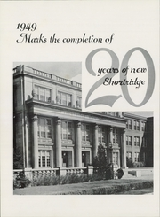 Page 8, 1949 Edition, Shortridge High School - Annual Yearbook (Indianapolis, IN) online yearbook collection