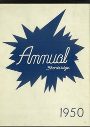 1950 Edition, Shortridge High School - Annual Yearbook (Indianapolis, IN)