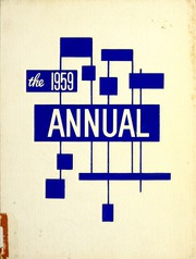 1959 Edition, Shortridge High School - Annual Yearbook (Indianapolis, IN)