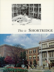 Page 8, 1963 Edition, Shortridge High School - Annual Yearbook (Indianapolis, IN) online yearbook collection