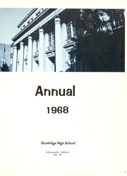 Page 5, 1968 Edition, Shortridge High School - Annual Yearbook (Indianapolis, IN) online yearbook collection