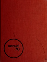 1970 Edition, Shortridge High School - Annual Yearbook (Indianapolis, IN)