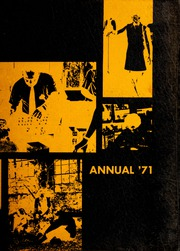 1971 Edition, Shortridge High School - Annual Yearbook (Indianapolis, IN)