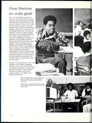 Page 16, 1974 Edition, Shortridge High School - Annual Yearbook (Indianapolis, IN) online yearbook collection