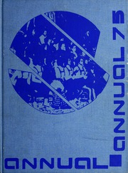 1975 Edition, Shortridge High School - Annual Yearbook (Indianapolis, IN)