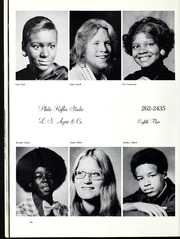 Page 148, 1975 Edition, Shortridge High School - Annual Yearbook (Indianapolis, IN) online yearbook collection