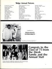 Page 155, 1975 Edition, Shortridge High School - Annual Yearbook (Indianapolis, IN) online yearbook collection