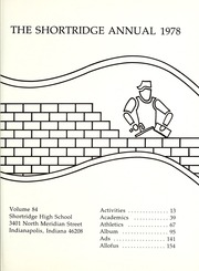 Page 5, 1978 Edition, Shortridge High School - Annual Yearbook (Indianapolis, IN) online yearbook collection