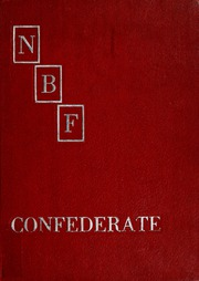 1966 Edition, Nathan Bedford Forrest High School - Confederate Yearbook (Jacksonville, FL)